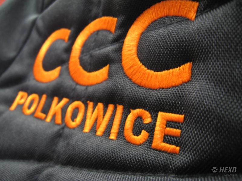 Haft CCC na torbach