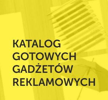 Katalog gotowych gadżetów reklamowych