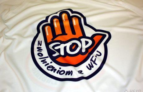 Koszulki sportowe z nadrukiem HEXO - znakowanie odzieży