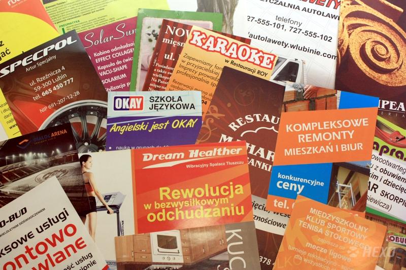 Ulotki www.hexo.pl